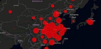 Koronavirüs salgınında ölü sayısı 1775'e yükseldi