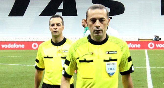Haftanın kritik maçları Abdulkadir Bitigen ve Cüneyt Çakır'ın