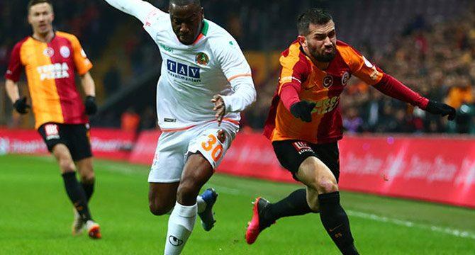 Galatasaray kupaya veda etti