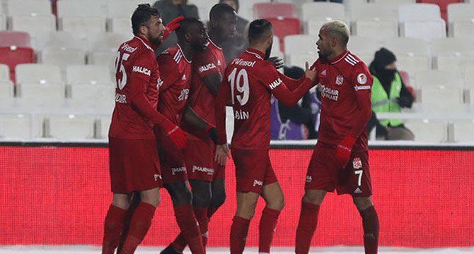 Sivasspor kupa dışı kaldı