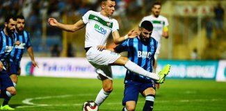 Şampiyonluk yarışında Bursaspor, Adana Demirspor'u ağırlıyor