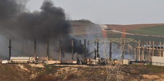 Tekirdağ'da geri dönüşüm fabrikasında yangın