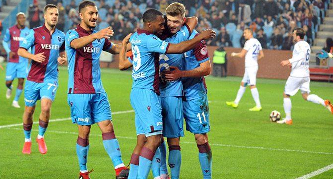 Trabzonspor, kupada yarı final için sahaya çıkıyor