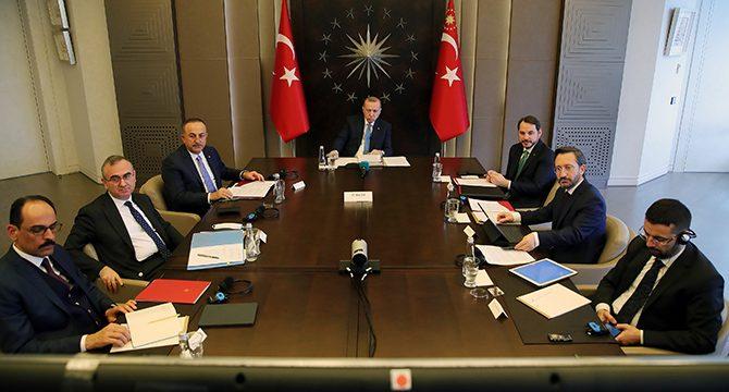 Cumhurbaşkanı Erdoğan'dan G20'de tüm ülkelere 'koronavirüs' çağrısı