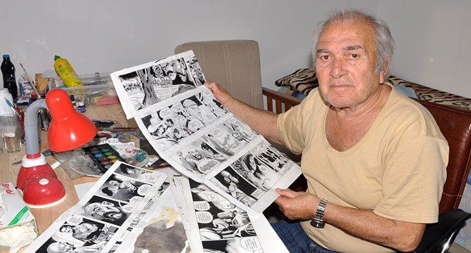Kara Murat´ın yaratıcı büyük usta Abdullah Turhan hayatını kaybetti
