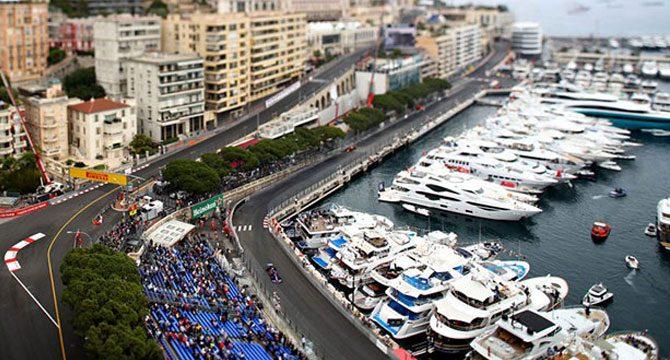 Formula 1'de Monako GP iptal edildi