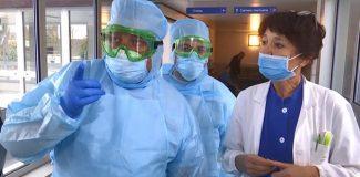 Rus ordusu İtalya'da… Bergamo'da koronavirüse karşı ortak mücadele
