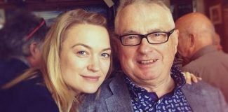 İngiliz aktris duyurdu: Babamı öldüren koronavirüstü