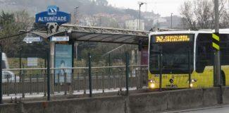İstanbul'da haftanın ilk iş gününde toplu taşıma