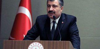 Sağlık Bakanı Fahrettin Koca'dan Prof. Dr. Feriha Öz için başsağlığı mesajı
