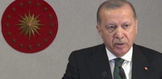 Erdoğan açıkladı! 3 gün sokağa çıkma kısıtlaması