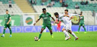 Bursasporlu Shehu: Herkes hazır, futbola dönmeyi istiyor