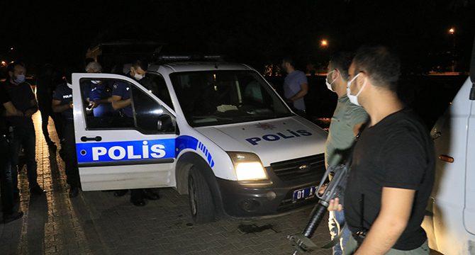Yola EYP atıp kaçan 2 şüpheliden 1'i yakalandı