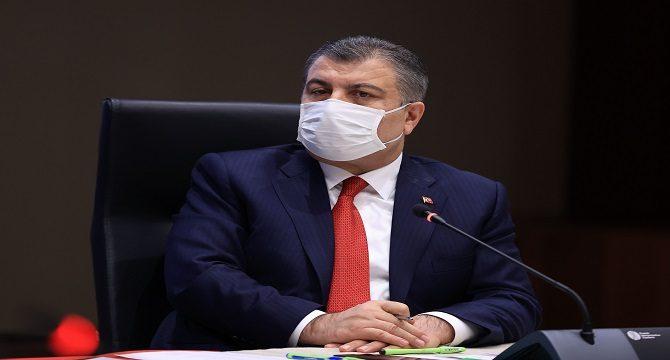 Bakan Koca'dan son dakika açıklama! Vaka sayısı Ankara'nın 5 katına ulaştı